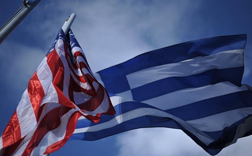 Ισχυρή συνεργασία με την Ελλάδα θέλουν οι ΗΠΑ
