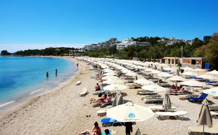 Καθαρές παραλίες Αττικής 2019