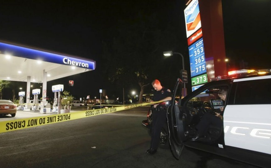 Καλιφόρνια: 4 νεκροί και 2 τραυματίες σε σειρά επιθέσεων με μαχαίρι