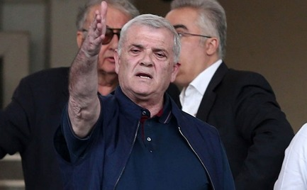 Κατέβηκε στα αποδυτήρια και απέλυσε Λυμπερόπουλο-Καρντόσο ο Μελισσανίδης!