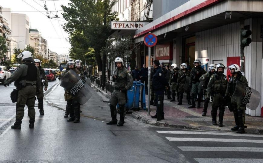 Καταλήψεις: Κλιμάκωση της δράσης των αναρχικών μετά την εκκένωση της κατάληψης «Βανκούβερ»