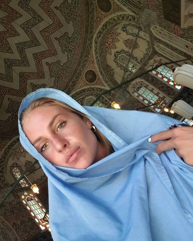 Κατερίνα Δαλάκα: Oι φωτογραφίες της προκάλεσαν θύελλα αντιδράσεων