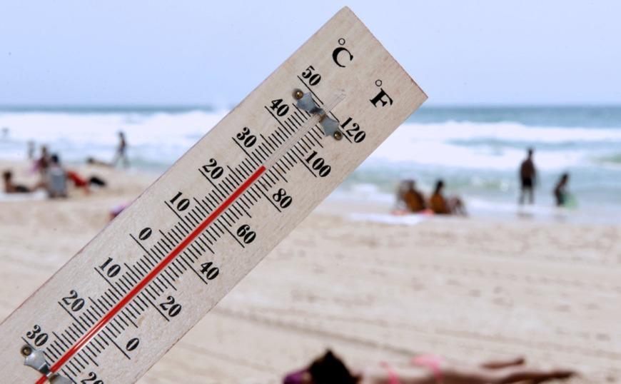 ΚΑΥΣΩΝΑΣ: Στους 40 βαθμούς το θερμόμετρο