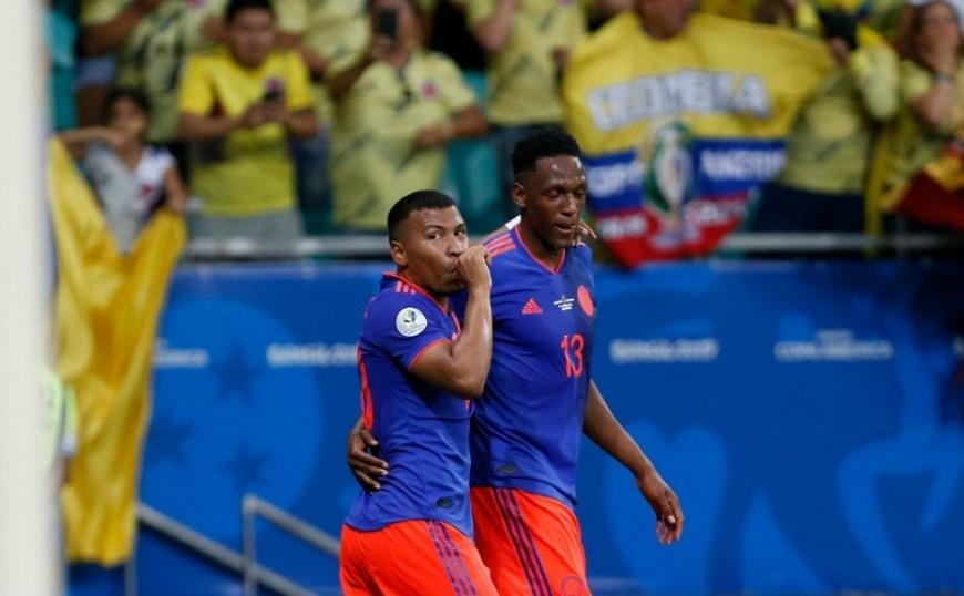 ΚΟΠΑ ΑΜΕΡΙΚΑ : Αργεντινή - Κολομβία 0-2 (video)