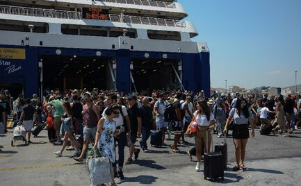 Κορονοϊός: Δειγματοληπτικά τεστ στα λιμάνια ενόψει της επιστροφής των εκδρομέων