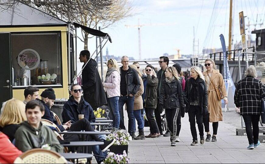 Κορονοϊός Σουηδία: Αντισώματα μόλις στο 6,1% του πληθυσμού