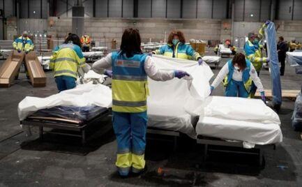 Κορονοϊός: 457 νεκροί σε μια μέρα στην Ισπανία