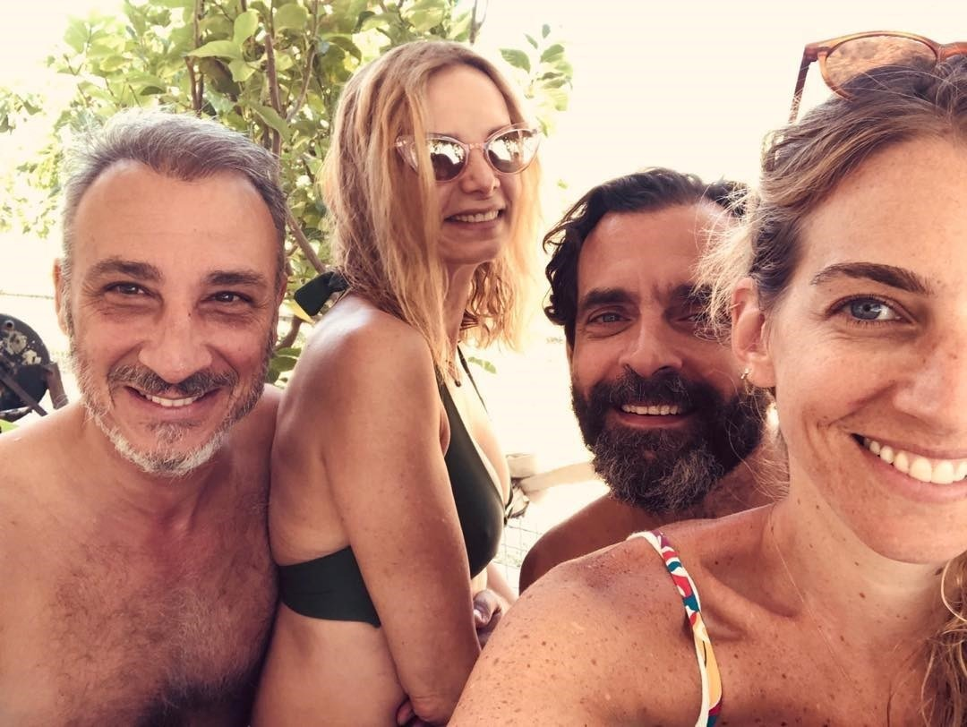 Κωνσταντίνος Μαρκουλάκης - Χρυσή Βαρδινογιάννη: Ζουν έναν μεγάλο έρωτα!