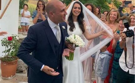 Κωνσταντίνος Μπογδάνος – Ελένη Καρβέλα | Παντρεύτηκαν!