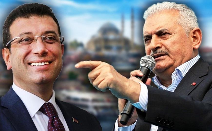 Κωνσταντινούπολη: Νικητής ο Ιμάμογλου με 53,6%