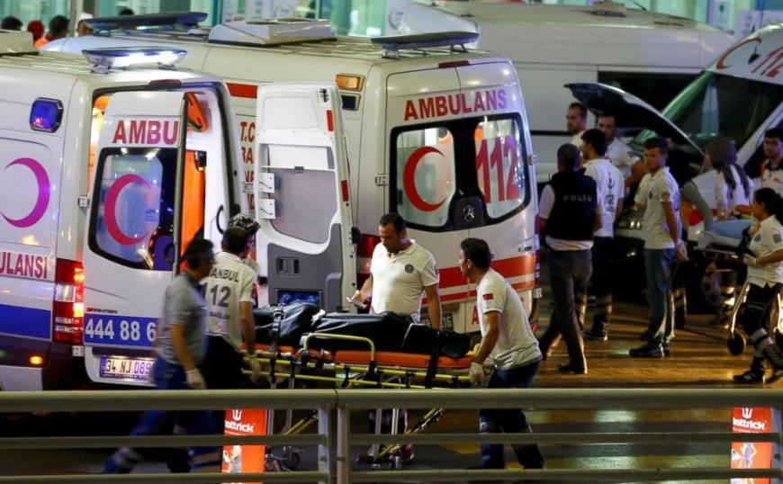 Κωνσταντινούπολη: Οδηγός έριξε λεωφορείο σε πλήθος