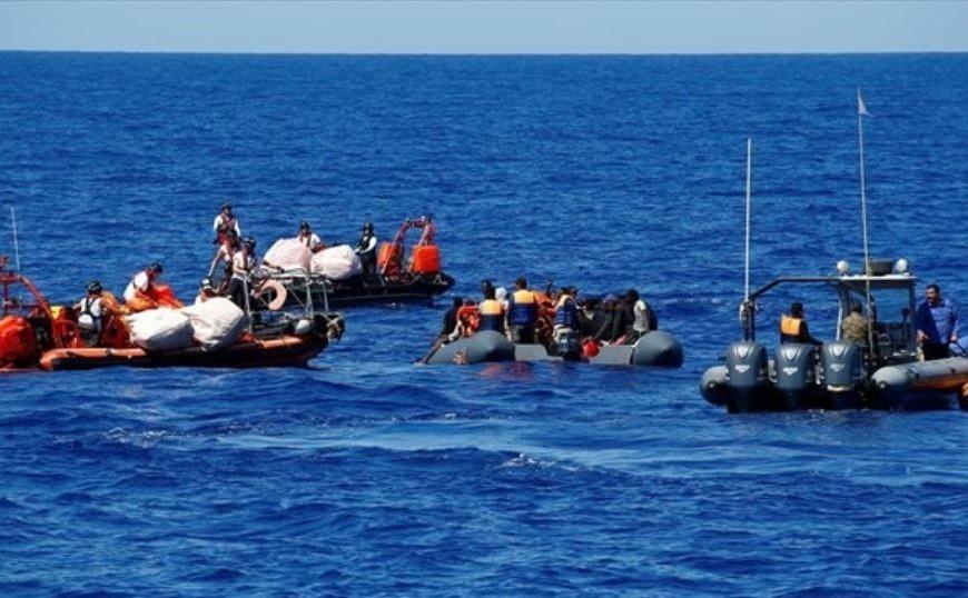 Λέσβος: 550 μετανάστες με 13 φουσκωτές λέμβους έφτασαν στο νησί