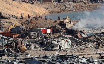 Λίβανος: 113 οι νεκροί, πάνω από 4.000 οι τραυματίες
