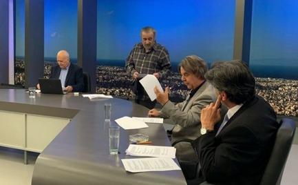 Λαζόπουλος, Μπέζος, Χαϊκάλης στον Παπαδάκη