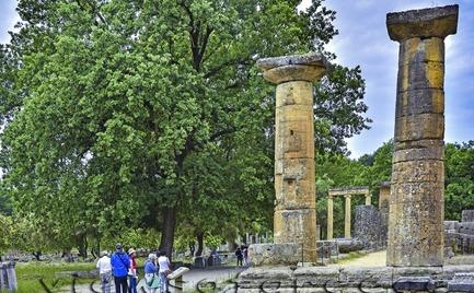 Λιποθυμίες στην Αρχαία Ολυμπία - δεν υπάρχει ούτε νερό