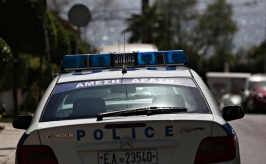 Έκλεψαν υπηρεσιακό όχημα του Μεταγωγών (video)