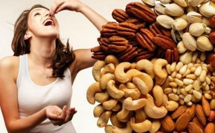 Μία χούφτα ξηρών καρπών την ημέρα βελτιώνει σημαντικά την εγκεφαλική λειτουργία