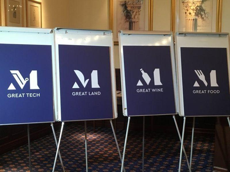 Μακεδονικά Προϊόντα: «Μ» το σήμα κατατεθέν