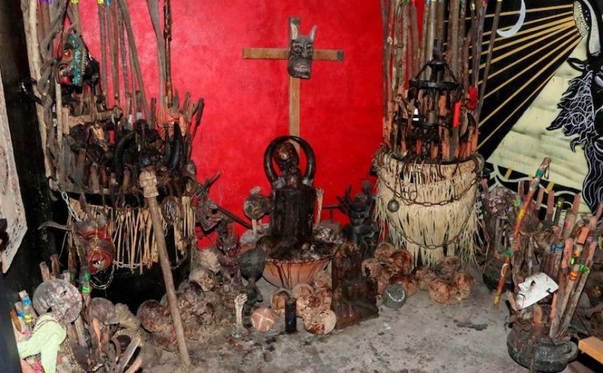 Μεξικό: Βρήκαν περισσότερα από 40 ανθρώπινα κρανία σε σατανιστικό βωμό