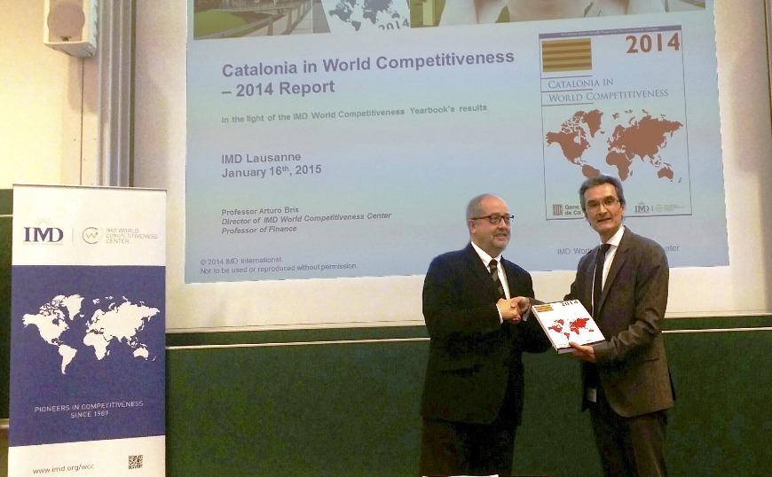 Μετεξεταστέοι στην ανταγωνιστικότητα: 58η σε 63 χώρες η Ελλάδα