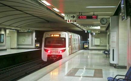 Μετρό: Κλειστοί τρεις σταθμοί την Κυριακή λόγω Πολυτεχνείου