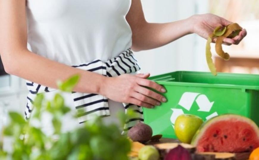 Με φασολάκια και φλούδια φρούτων κινούνται τα απορριμματοφόρα στο Χαλάνδρι