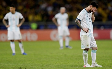 Νέα ήττα της Αργεντινής από τη Βραζιλία: 2-0 στο Κόπα Αμέρικα