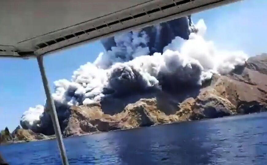 Νέα Ζηλανδία: Πέντε οι νεκροί από την έκρηξη ηφαιστείου