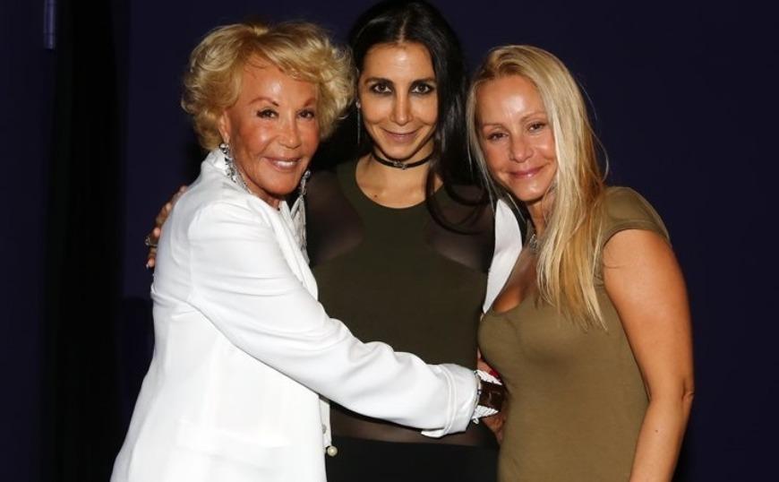 ΟΙ κορές της Λάσκαρη στα ΔΙΚΑΣΤΗΡΙΑ για την ΠΕΡΙΟΥΣΙΑ!!!