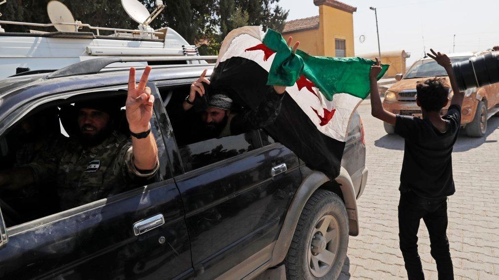 Οι Κούρδοι επέλεξαν τον συμβιβασμό από τη γενοκτονία