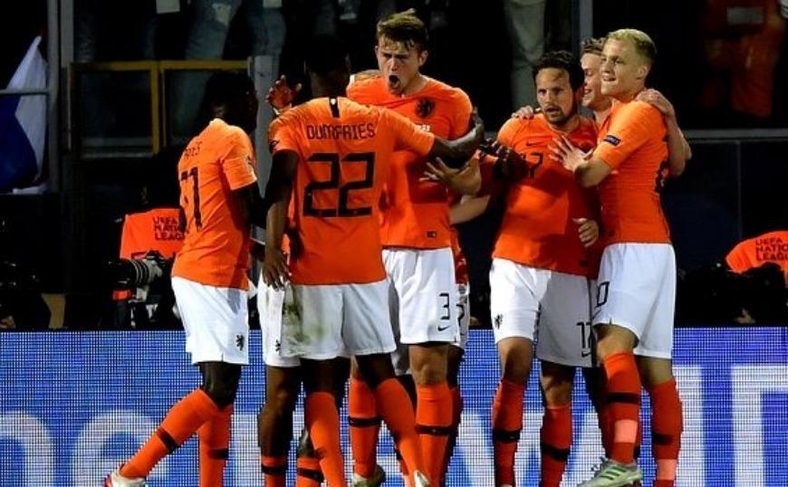 Ολλανδία - Αγγλία 3-1: Στον τελικό του Nations League οι οράνιε