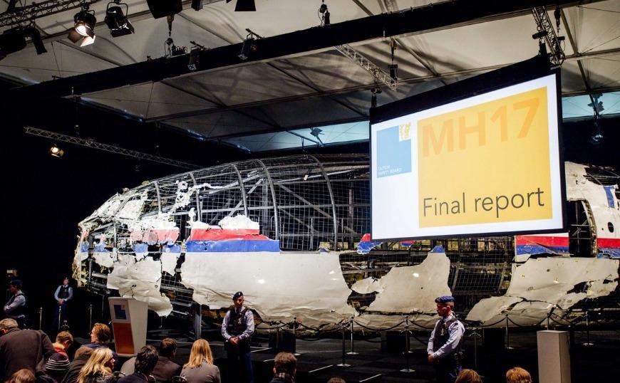 Ουκρανία-Κατάρριψη MH17: Ποινική δίωξη για ανθρωποκτονία κατά τριών Ρώσων και ενός Ουκρανού