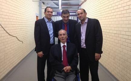 Ο Κωνσταντίνος Αγγελόπουλος απαντά στους γιους του: «Λυσσαλέος πόλεμος για να βάλουν χέρι στην περιουσία μου»