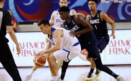 Παγκοσμίου U19: Αποκλεισμός για την Ελλάδα με βαριά... σφαλιάρα από τη Γαλλία!