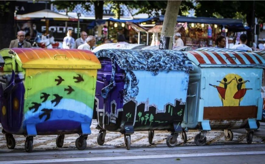 Παγκράτι: Ρακοσυλλέκτες βρήκαν «θησαυρό» στα σκουπίδια