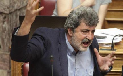 Πολάκης σε Μηταράκη: Στο σπίτι σου δεν έχεις κατσαρίδες, αφησες υπαινιγμούς ότι είμαστε βρομιάρηδες