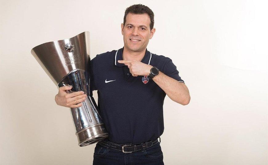 Προπονητής της χρονιάς στην Ευρωλίγκα ο Ιτούδης