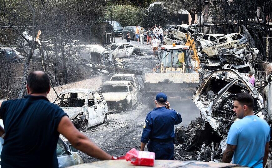 Πυρκαγιά Μάτι: Μυστήριο καλύπτει τους πραγματικούς λόγους της εξαφάνισης του καταγραφικού της ΠΥ