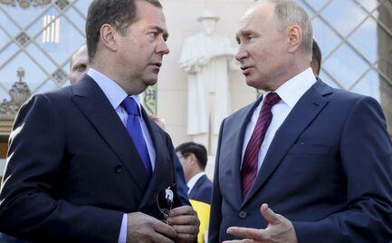 Ρωσία: Παραιτήθηκε η κυβέρνηση