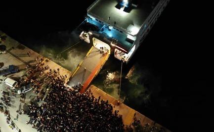 Σαμοθράκη: Αναχώρησαν -σε 24 ώρες- περισσότερα από 1.500 άτομα