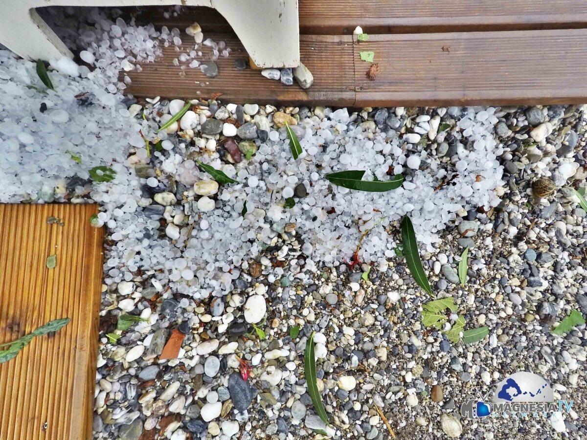 Σκόπελο: Σε κατάσταση έκτακτης ανάγκης το νησί
