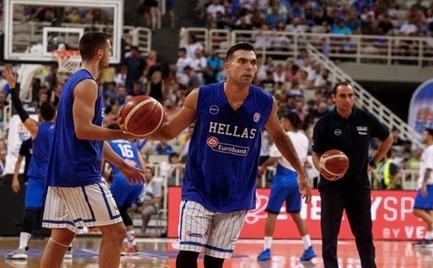 Σλούκας και Σερβία «έριξαν» την Ελλάδα στα Power Rankings