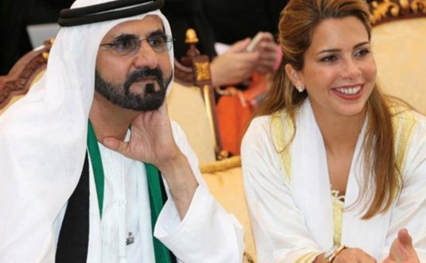 Στα δικαστήρια ο εμίρης του Ντουμπάι
