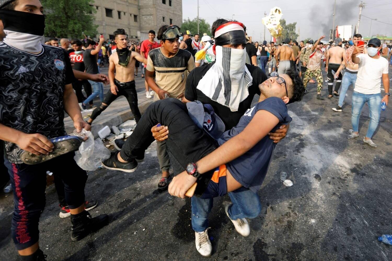 Στα πρόθυρα εμφυλίου το Ιράκ