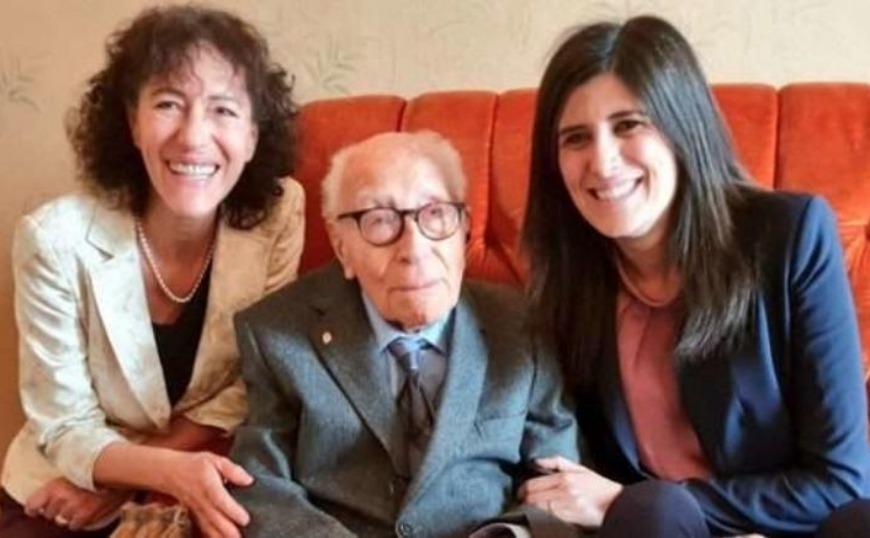 Στα 110 του χρόνια απεβίωσε ο γηραιότερος άνδρας της Ιταλίας