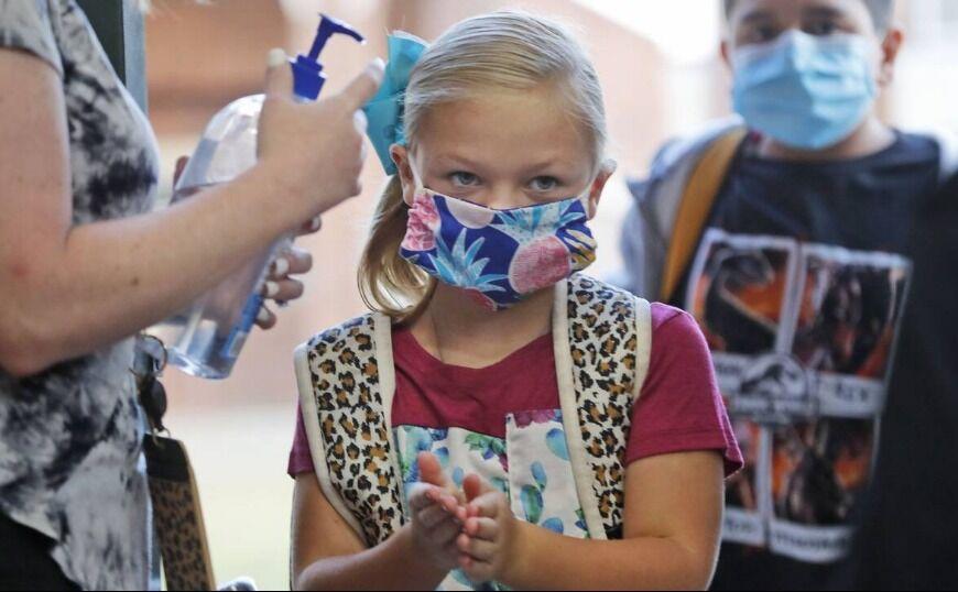 Στον εισαγγελέα ο φάκελος του κινήματος «Κανένα παιδί με μάσκα στο σχολείο»