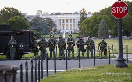 Στο καταφύγιο του Λευκού Οίκου ο Τραμπ και η οικογένειά του