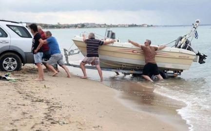 Συγκλονίζουν τα τελευταία λόγια του ψαρά στη Χαλκιδική