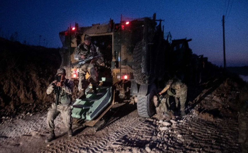 Συρία: Η Τουρκία προελαύνει με 277 νεκρούς