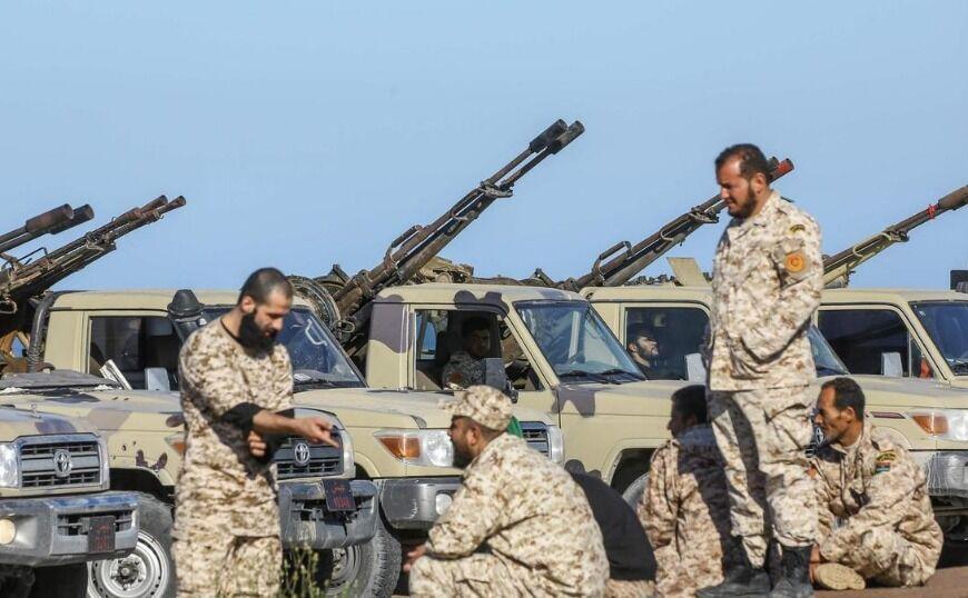 Τέλος η εκεχειρία στη Λιβύη